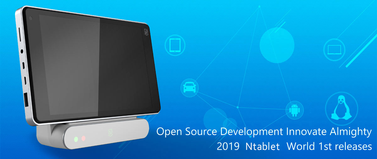 Ntablet, open source tablet